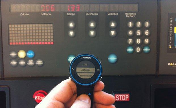 FR620 cinta de correr