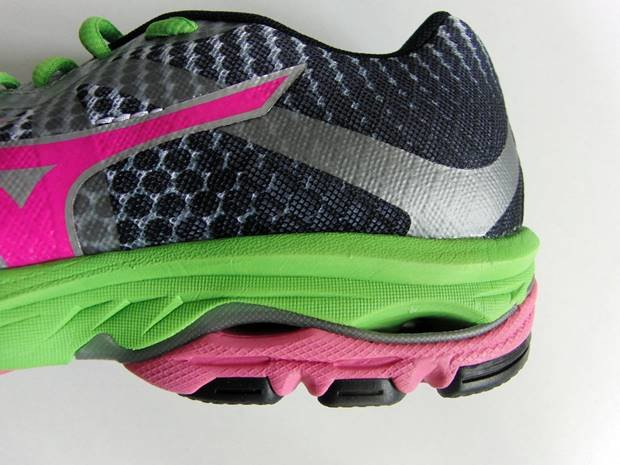 mizuno wave elevation -1