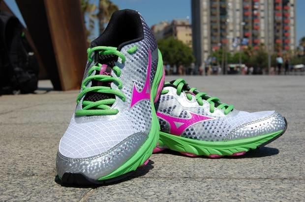 mizuno wave elevation -3