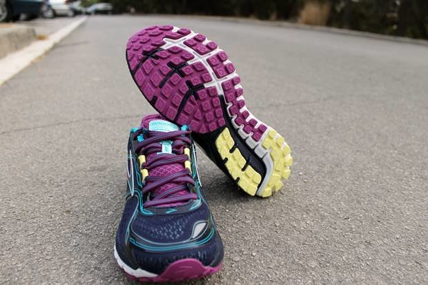 Brooks Ghost 8 - review3