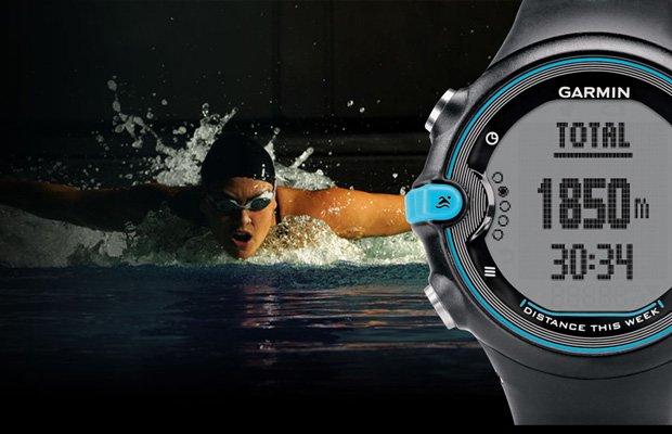 garmin swim reloj natacion