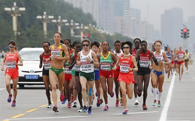 maraton-femenina-fue-unica-prueba-que-disputo-sesion-matinal-1440925000262