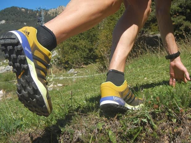 Adidas Terrex Boost montaña