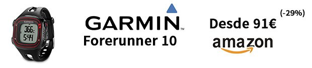 Garmin Forerunner 10