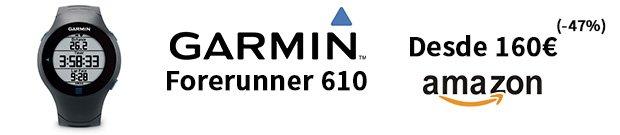 GARMIN FORERUNNER 610