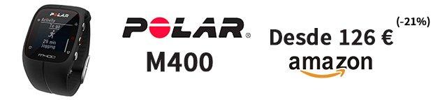 Polar M400