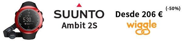 SUUNTO AMBIT 2S