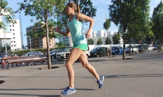 cuantos kilometros correr