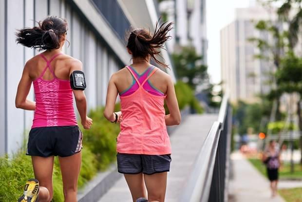 Beneficios de correr en subidas