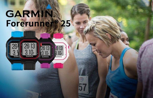 Garmin Forerunner 25 reloj gps de entrenamiento para correr