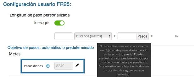 garmin-forerunner-FR25-configuracion-usuario