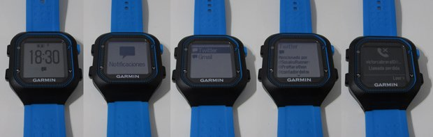 garmin-forerunner-FR25-notificiaciones