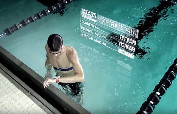 Garmin HRM-tri y HRM-Swim pulsómetros de natación