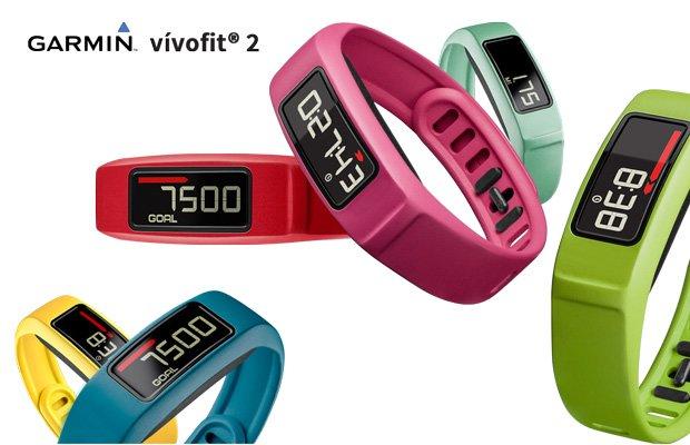 Garmin vivofit 2 pulsera actividad