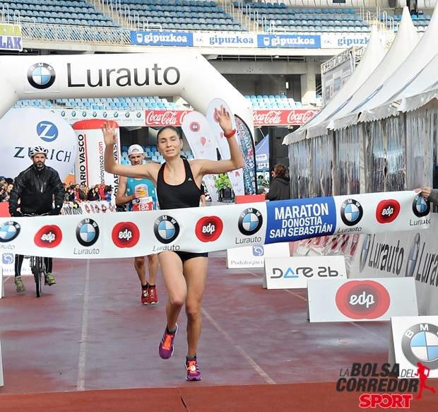 maraton san sebastian 20155
