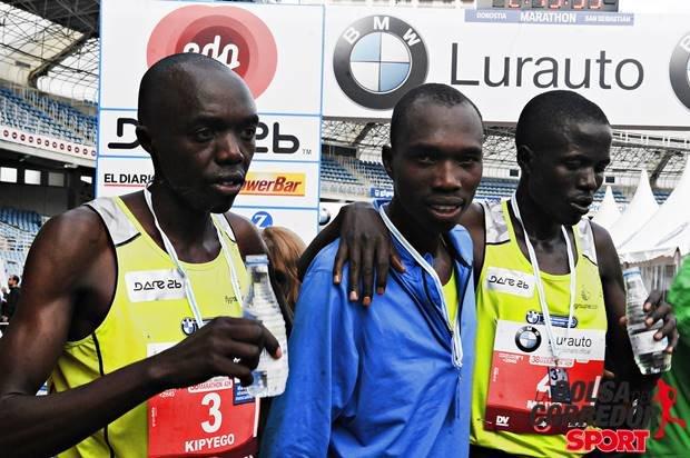 maraton san sebastian 20159