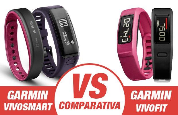 comnparativa-garmin-vivosmart-versus-vivofit