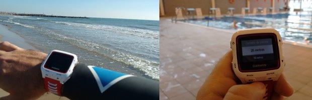 Forerunner 920xt natacion piscina y aguas abiertas