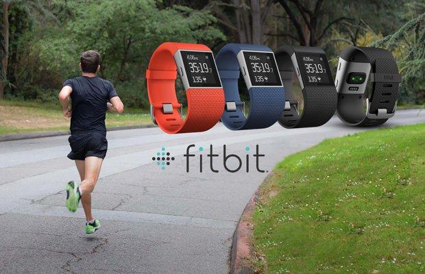 fitbit surge reloj gps con pulsómetro óptico integrado