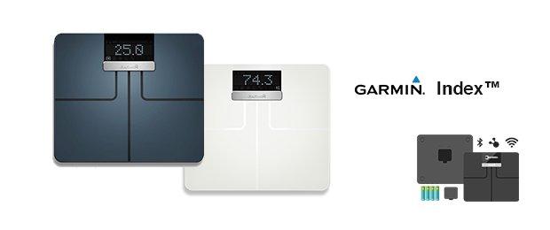Garmin Index Báscula inteligente conectada