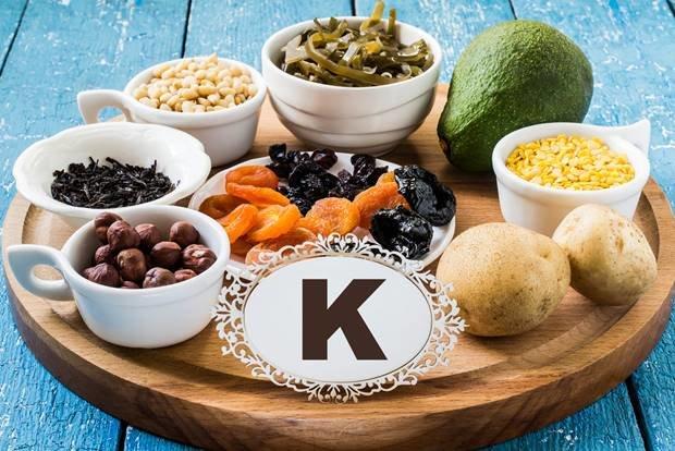 Alimentos Con Potasio Y Magnesio