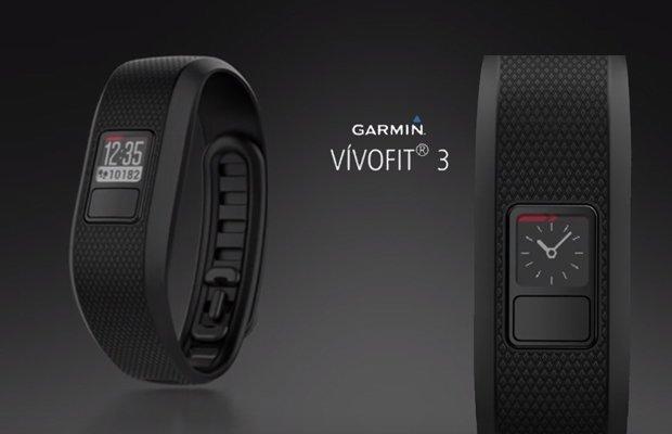 Garmin vivofit 3 pulsera de actividad