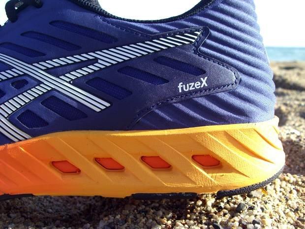 Asics Fuzex baratas