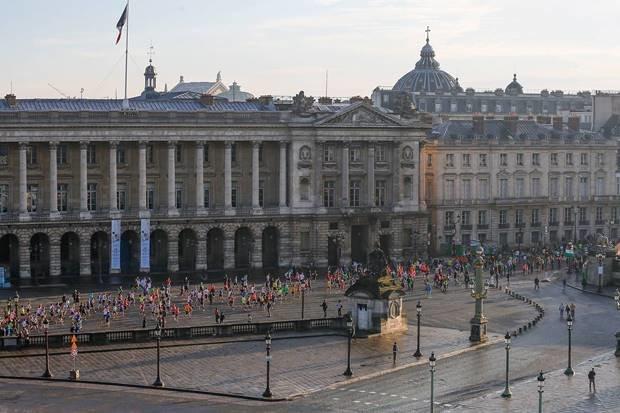 maraton de paris - 2