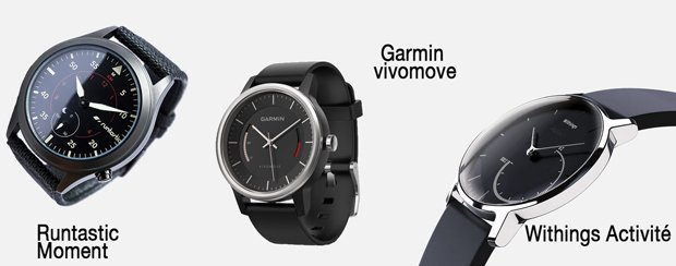 Garmin-vivomove-Withings-activite-Runtastic-moment