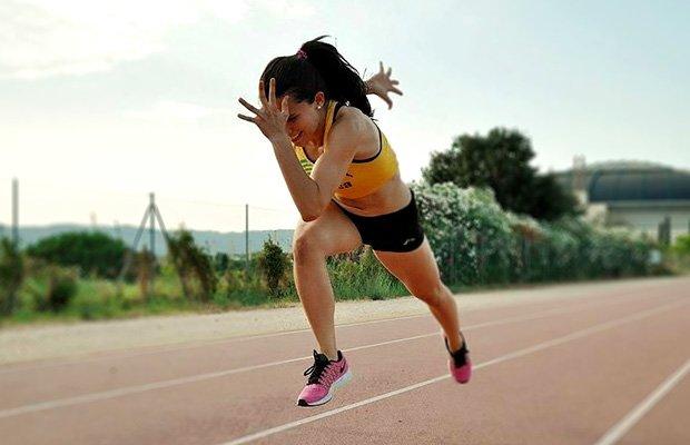 Cafeína para correr más