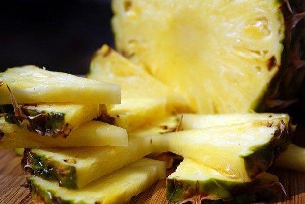 dieta de pina para adelgazar rápido