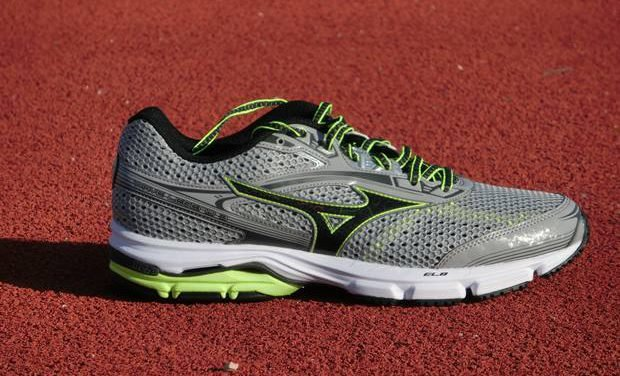 review mizuno legend 3