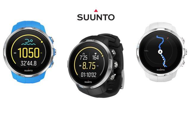 Reloj gps suunto spartan sport multideporte con pantalla tactil