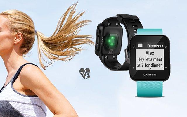 Garmin Forerunner 35 con pulsómetro óptico