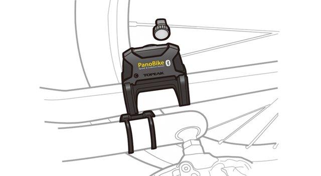 topeak panobike sensor de velocidad y cadencia