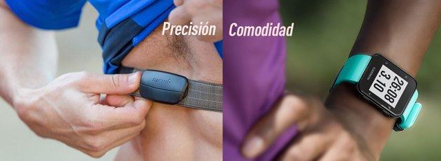 pulsometro-cinta-versus-pulsometro-optico