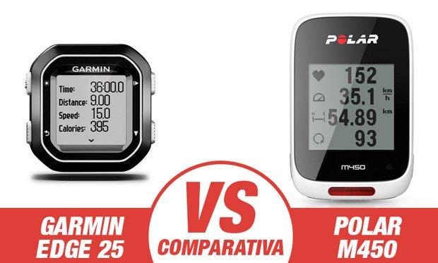 comparativa-garmin-edge-25-vs-polar-m450