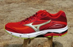 Review Mizuno Wave Legend 4