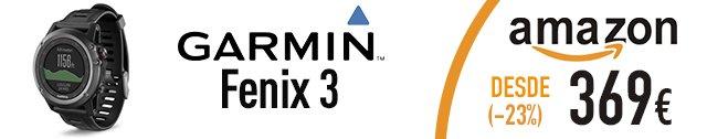 Garmin Fenix 3