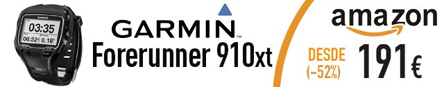 garmin forerunner 910xt en oferta