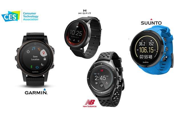 Novedades en relojes gps y gadgets deportivos para 2017