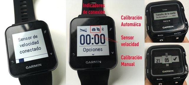 Vinculación sensores de velocidad y cadencia Wahoo con Garmin gps