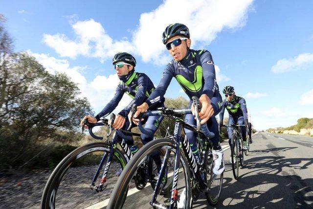 Kilómetros Entrenamiento ciclismo