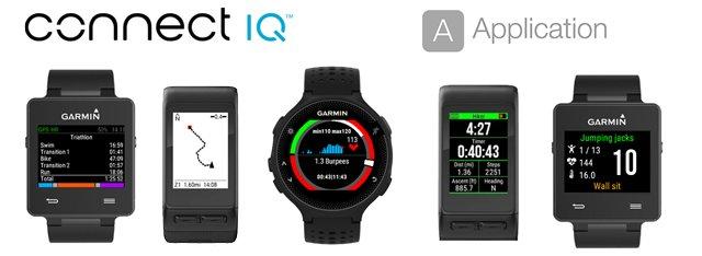 aplicaciones más destacadas de Connect IQ para relojes de Garmin Garmin Connect