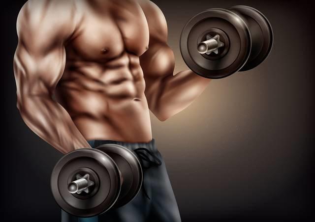 Como aumentar volumen Muscular
