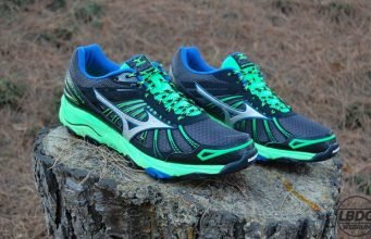 Mizuno Wave Mujin 3 review