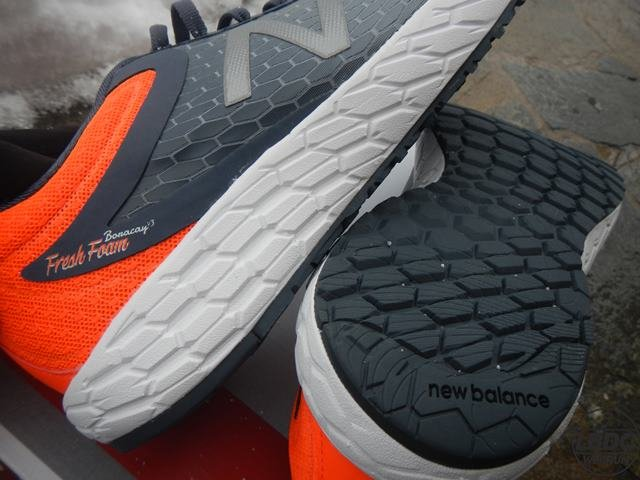 Reviwe New Balance Fresh Foam Boracay V3