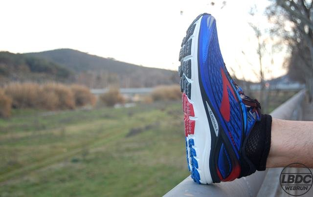 Brooks Transcend 4 Opiniones