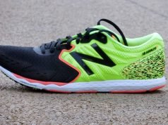 New Balance Hanzo S review