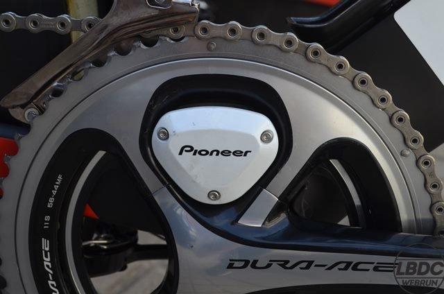 cadencia de pedaleo bicicleta